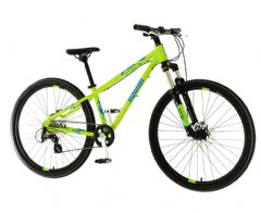 Squish 26 MTB Green Bike